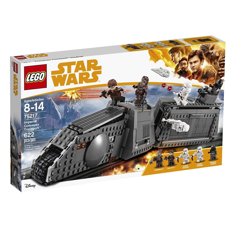 LEGO® Star Wars: Imperial Conveyex Transport™ Building Play Set 75217 NEW NIB