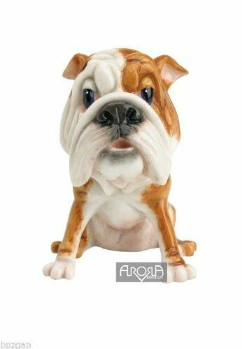 LITTLE PAWS *BRUNO* BULLDOG PETS WITH PERSONALITY NEW