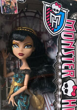 2013 Mattel Monster High Frights Camera Action Black Carpet Cleo De Nile BDF25