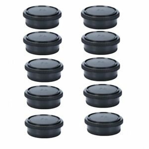 10pcs-Gehaeuse-Cover-Rear-Lens-Cap-Cover-fuer-Canon-FD-FL-Mount