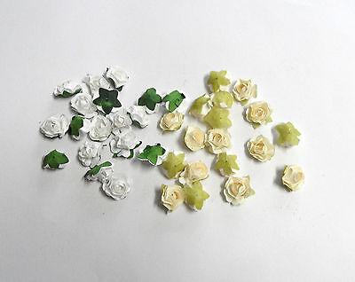 18 Streublüten Rosenblüten Rosen Streublüten Streublumen Hochzeit Röschen Rose