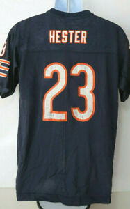 DEVIN-HESTER-CHICAGO-BEARS-JERSEY-YOUTH-XL-23-TEAM-NFL-Apparel