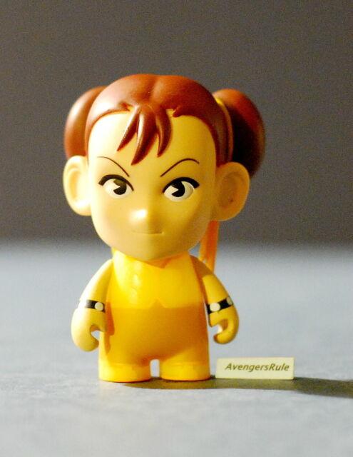 Street Fighter Series 2 Kidrobot Vinyl Mini Figures Ken 2//20 Rarity