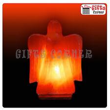 Himalayan Salt Angel USB Lamp With LED Bulb Ideal Gift Item