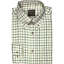 Jack Pyke Countryman Colletto con Bottoni Camicie Marrone Borgogna o CHECK Verde