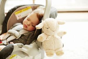 Cloud-b-Sleep-Sheep-On-The-Go-helps-the-baby-with-sleep
