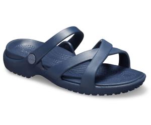 Crocs Womens Meleen Crossband Sandal