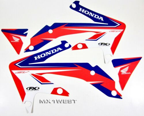 Factory Effex EVO 16 Graphics Honda CRF450 CRF 450 X 2005-2017 Shrouds NEW