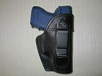 Glock 26 & Glock 27 & Glock 33, Iwb, Right Hand Holster With Sweat Shield