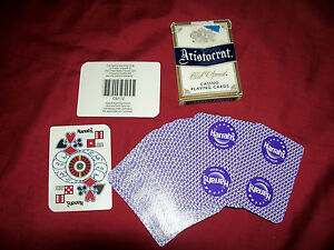 Aristocrat Playing Cards