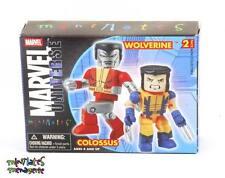 Marvel Minimates Series 13 Astonishing X-Men Colossus & Wolverine