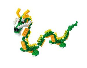 *NEW* NANOBLOCK Dragon - Nano Block Micro-Sized Building Blocks Kawada NBC-044
