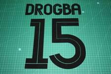 Chelsea 04/06 #15 DROGBA UEFA Chaimpons League AwayKit Nameset Printing