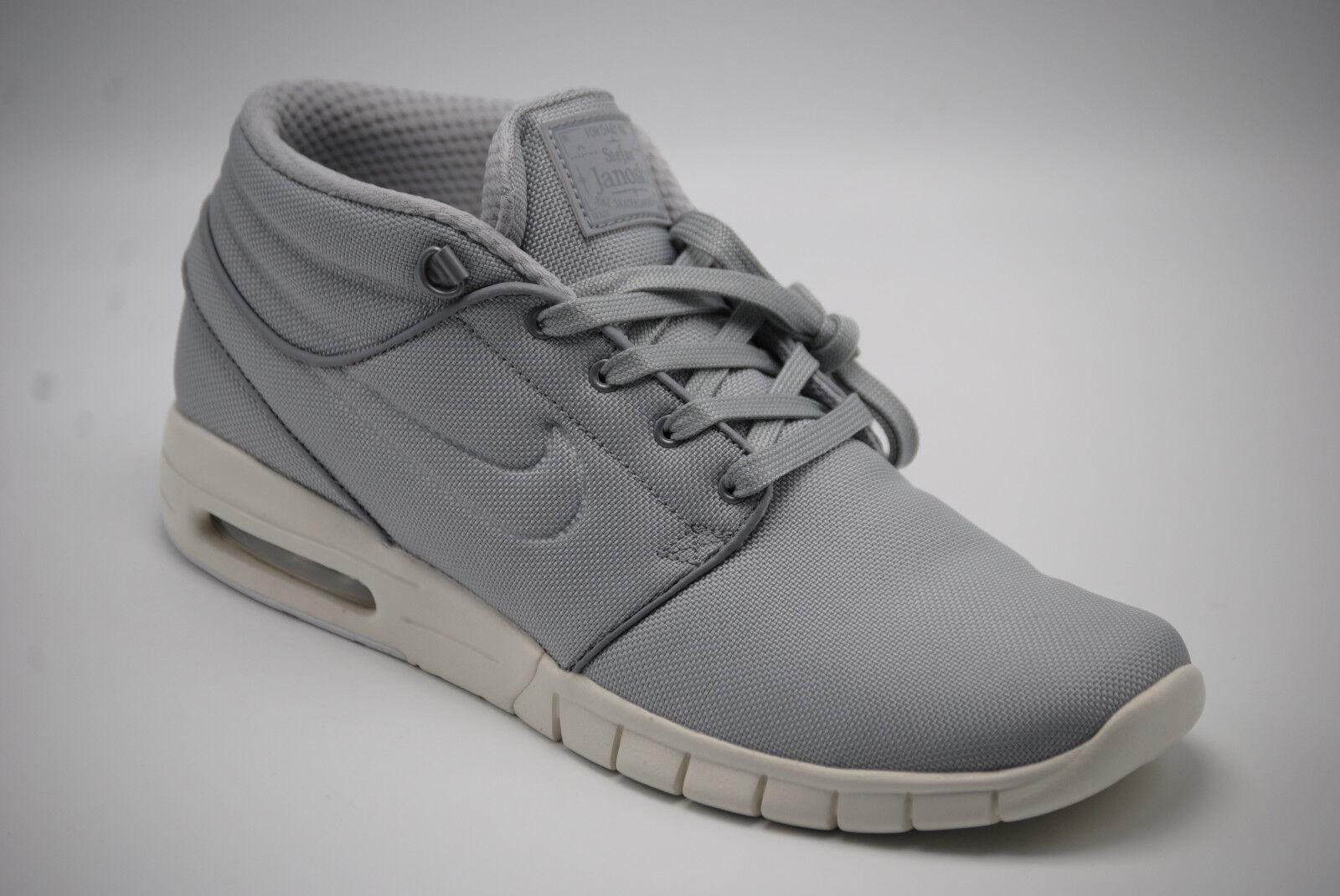 Nike Stefan Janoski Max Mid Uomo skateboard shoes 807507 004 Multiple sizes