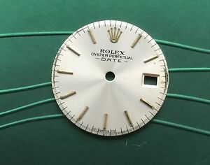 Ladies-Rolex-Silver-Dial-For-26mm-Watch-Case