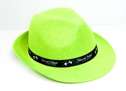 Partyhut Kleiner Feigling Likör grüne Ausführung Dirndl Trachten Hut