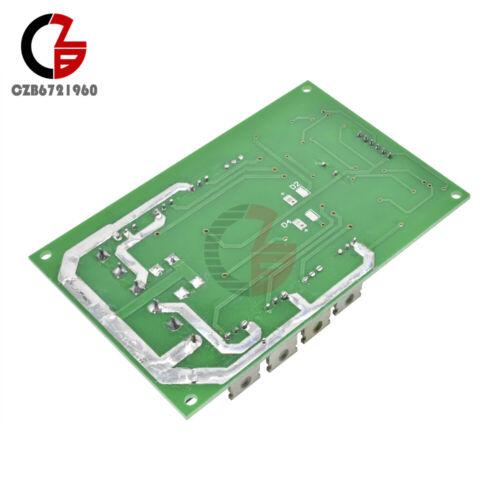 3V-36V Dual Motor Driver Board Module H-bridge DC MOSFET IRF3205 15A Peak 30A
