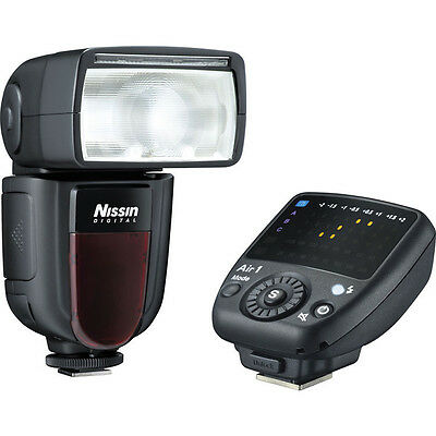 NISSIN Di700A FLASH KIT with AIR 1 COMMANDER (for Sony Cameras) USA BEST PRICE!