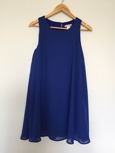 Supre-Dress-Blue-Size-M-NWT