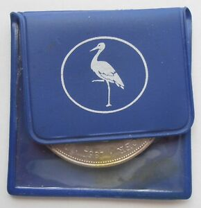 1981 CHARLES AND DIANA CROWN IN A STORK MARGARINE WALLET