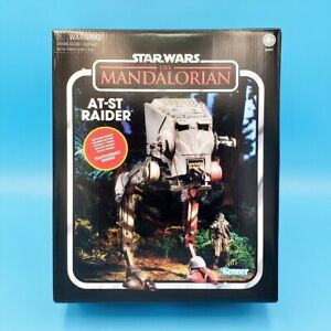 "STAR WARS the vintage collection KLATOOINIAN RAIDER mandalorian 3.75/"" at-st"