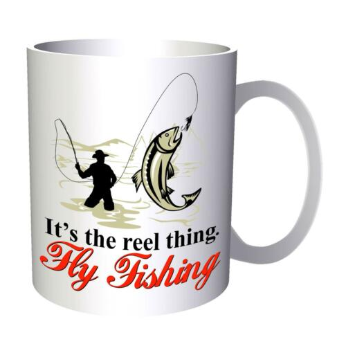 Fishing Fly 11oz Mug e107