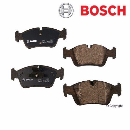 For BMW E36 E46 318 323 325 328 Z3 Z4 Front Brake Pad Set Bosch QuietCast BP781