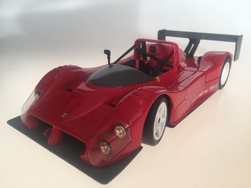 1 18 Hot Wheels Elite Ferrari 333SP