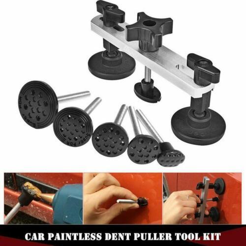 Car Paintless Dent Puller Tool Kit Lifter Body Glue Gun Repair Hail Removal Tabs