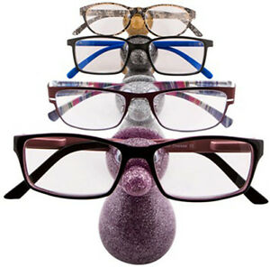 2a55e0e58c8 Image is loading NEW-GLITTER-SNOOZLE-SNOZZLE-GLASSES-STAND-HOLDER-FOR-