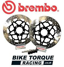 Yamaha Yzf1000 R1 2007-2014 Brembo 320mm de conversión delantero freno de disco Upgrade Kit