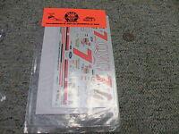 Slixx Decals 7 Qvc Thunderbird A21