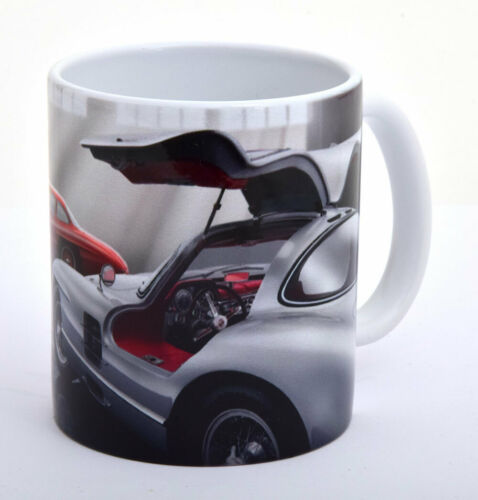 Cult car art Mug mercedes 300 SL