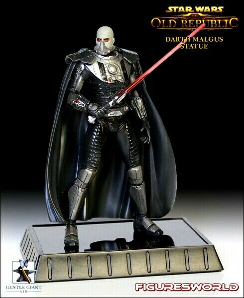Gentle Giant Guerra De Las Galaxias Darth Malgus 1 10 9  The Old Republic estatua de coleccionista