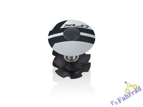 "XLC Steuersatz A-Head Plug Ap-S01 1/"" Alu silber"