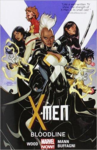 1 of 1 - X-Men Volume 3: Bloodline (Marvel Now), Brian Wood, Kris Anka, Excellent Book