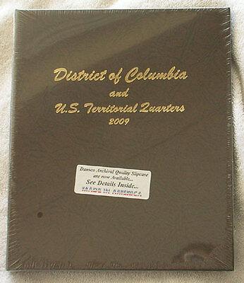 Dansco 7063 Coin Album For Modern Commemorative Half Dollars 1982-Date Gift New