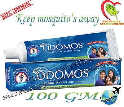 Dabur Odomos Mosquito Repellent Cream | Genuine Product | Direct From India