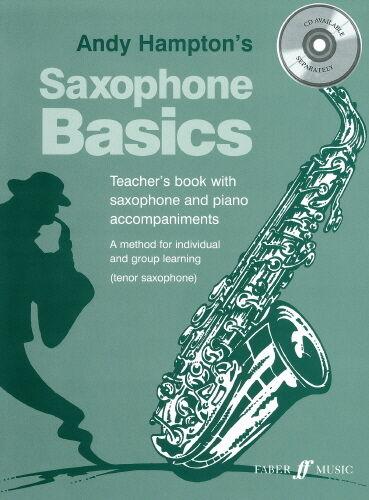 1 of 1 - Hampton: Saxophone Basics (Tenor Saxophone) Teacher's Book FM52973
