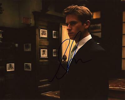 """Armie Hammer """"The Social Network"""" AUTOGRAPH Signed 8x10 ..."""