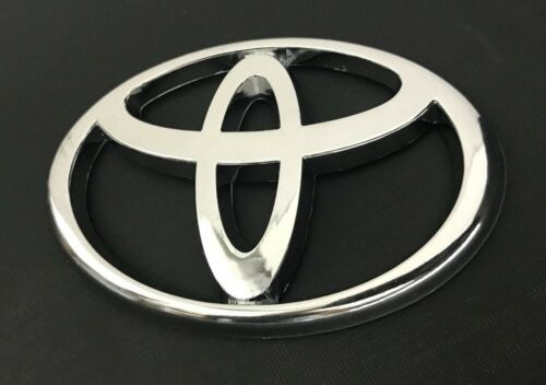 D Logo Toyota TAILGATE Trunk Emblem LOGO Badge 2008-2017 SEQUOIA 2007-2011 YARIS