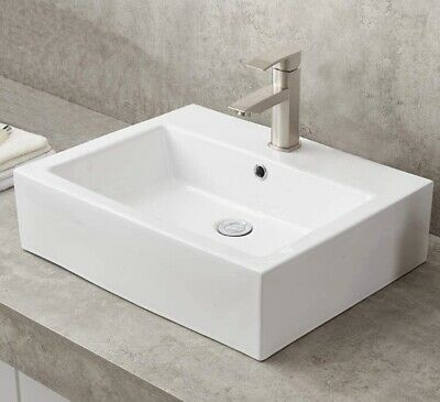 Hotis Lzs024s Vanity Sink Open Box Ebay