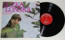 ZUZKA LONSKA Bewitched LP Vinyl Czech Jazz Pop 1969 * RARE
