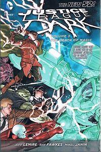 Justice-League-Dark-Vol-3-Death-of-Magic-by-Lemire-amp-Janin-TPB-2014-DC-New-52