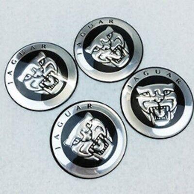 Haben Sie Einen Fragenden Verstand 4x Nabenkappen Jaguar Nabendeckel 59mm Radkappe Embleme Felgendeckel Logo Neu Weder Zu Hart Noch Zu Weich Autoreifen & Felgen