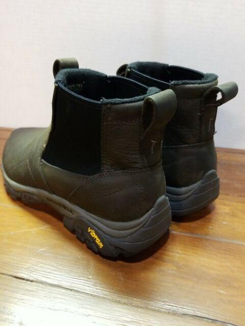 Merrell Moab Adventure Chelsea Waterproof Boot Brown size 10