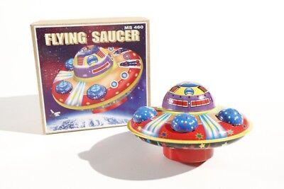 Spielzeug Blechspielzeug Raumschiff Fliegende Untertasse °° Tin Toy °° Wir Nehmen Kunden Als Unsere GöTter Offen