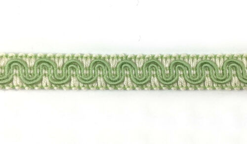 Sold Per Mtr 10mm Muswell Upholstery Trimming Braid Gimp Furnishing Trim