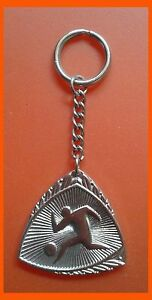 Key Chain Yugoslavia FSJ Federation Football Key Ring Soccer Zagreb Ikom