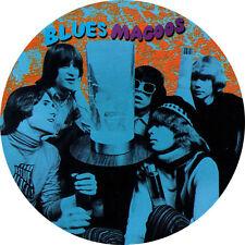 CHAPA/BADGE BLUES MAGOOS . pin button garage sonics standells chocolate watch ba